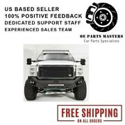 Fab Fours Fits 11-16 Ford F-250/350 Sd Vengeance Front Bumpers - Fs11-v2651-1