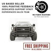 Fab Fours Fits 17-18 Ford F-250/350 Sd Replacement Bumper - Fs17-q4160-1