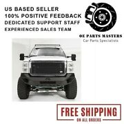 Fab Fours Fits 11-16 Ford F-250/350 Sd Vengeance Series Bumpers - Fs11-v2551-1
