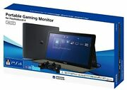 [ps5 Operation Confirmed] Portable Gaming Monitor For Playstation 4 [sony Licen