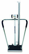 Detecto 6854dhr Bariatric Scale W/ Height Rod 600lb X 0.2lb Up To 6and0397 Bmi