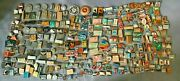 Huge Lot Collection Of City Russia 300 Item Pin Badges Soviet Ussr Vintage