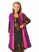 Anna Frozen 2 Limited Edition Travel Dress- Size S