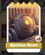 Machine Heart Coin Master Card 2 For Sale Get Them While They Last 1=5