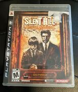 Silent Hill Homecoming Sony Playstation 3, 2008 Complete Cib Ps3