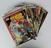 Blood And Thunder Part 1-13 Thor Silver Surfer Warlock Infinity Watch Chronicles