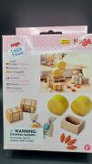 Haba Little Friends Play Set Horse Feed