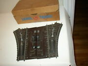 Lionel Pair 142 Manual Control Super O Gauge Switches Vintage Boxed
