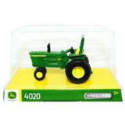 John Deere Tractor 4020 Ertl Iron Collection Edition, Sealed, Farm Toy