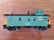 Mth Electric Trains New York Central 18099 Steel Caboose 20-91087