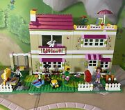 Lego Friends Olivia's House 3315 100 Complete Used