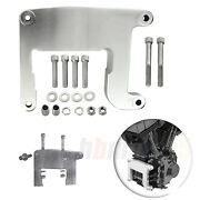 Twin-cam 88a Engine Rear Motor Adapter Plate Mount For Harley Evolution Twin Cam