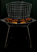 Chair Collectibles Side Chair Design Harry Bertoia For Knoll Years 70 Vintage
