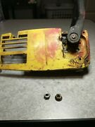 Mcculloch Pm 605 Chainsaw Clutch Cover Chain Brake Assembly