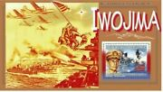 Pacific Battles Stamp Military Pacific Ocean Iwo Jima S/s Mnh 4507 / Bl.1093