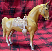 Vintage Roy Rogers Horse - Trigger Toy Action Figure
