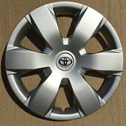 16 Hubcap Wheelcover Fits 2007-2011 Toyota Camry