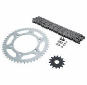 2010 2011 2012 2013 Yamaha Yz450f 450 F O Ring Chain And Sprocket 14/49 116l