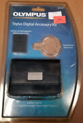 New Genuine Olympus Leather Case For Stylus Digital And Compact C-series Cameras