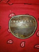 Vintage Chevy Truck Horn Button Cover