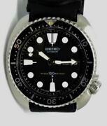 Vintage Seiko Diverand039s 6309-7290 Analog Menand039s Watch Automatic Used Authentic