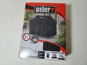 New Weber 7130 Grill Cover For Weber Genesis Ii And Genesis 300 Series Gas Grills