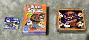 Funko Space Jam Tune Squad Exclusive Bundle - T-shirt, Lunch Box, And Enamel Pins