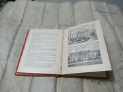 1886 Roose's Companion And Guide To Washington, Antique Booklet, Washington Dc Map