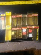 Empty Vintage Lure Boxes Lot Of 13 Storm Lures