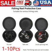 1-10x Fishing Reel Storage Bag Reel Pouch Spinning Reel Protective Case Bag R1x5