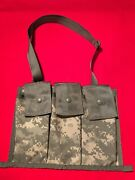 Lot Of 6-molle Ii- 6 Mag., Bandoleer Pouch, Brand Mew. Digi Cam 🇺🇸hot Deal