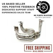Perrin Psp-ext-055 E4-series Equal Length Header For Wrx-sti-legacy-forester Xt