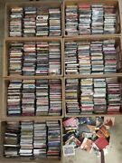 Collection Disque Lot + 1000 Cd Funk Soul Rock Jazz Electro Blues 70and039s 80and039s 90and039s