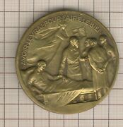 Medicine Medal C.achard By Douglas Savoir Le Real For Making Le Well