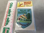 Old House Of Bottles Tewantin Qld Australia Cloth Patch