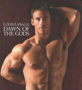 Dawn Of The Gods Louis Lasalle Photography Oop Hardcover W/ Dj Gay Interest