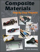 Composite Materials Step-by-step Projects Book Making Molds-fabricatingnew