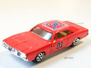 Johnny Lightning The Dukes Of Hazzard 1969 Dodge Charger General Lee 2011