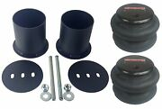 Rear Air Ride Suspension 2600 Air Bags And Brackets For 1965-70 Chevy Impala