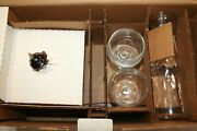 Vintage Jerry Abrams Solid Wood Cheese Board And Drink Holder Nib