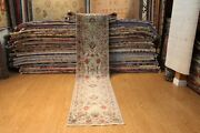 Top Quality Handmade 2and0398 X 14and039 Hall Runner Jewel Colors Vegetable Dyes Wool Rug