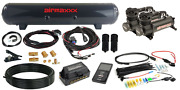 3p Airlift Pressure Management 27685 3/8 Air Line 480 Blk Air Compressor And Tank
