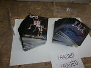 Crazy 100 Upper Deck Shaq Rookie Traded Card Lot Incredibly High Grade Untouched