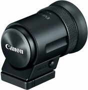 Genuine Canon Evf-dc2 Bk Electronic Viewfinder For Eos M6/m3 And Powershot Camer
