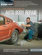 The Complete Guide To Auto Body Repair 2nd Edition By Dennis Parks New