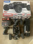 Big Rock Rc Cars Used With Box