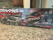 Traxxas 1/8 Funny Car Courtney Force Edition, Brand New In Factory-sealed Box