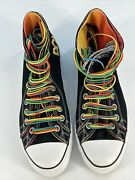 Converse Chuck Taylor 2009 Ac/dc Powerage Size 13 Black Limited Edition Nwob