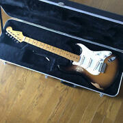 Fender Usa American Vintage Series 2cs Stratocaster Thin Lacquer Electric Guitar