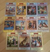 Vintage 1973-1995 The Boxcar Children Lot Of 11 Paperback Books 2, 3, 17, 20
